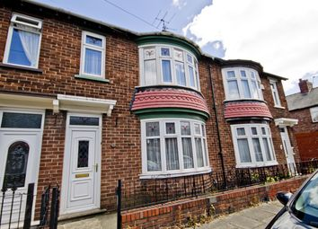 Thumbnail 3 bedroom terraced house for sale in Corder Road, Middlesbrough, 4