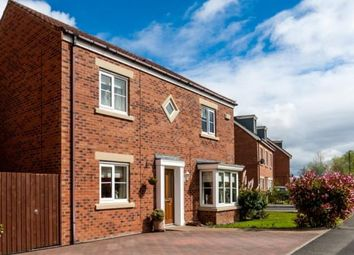 Thumbnail 4 bed detached house for sale in George Stephenson Drive, Darlington