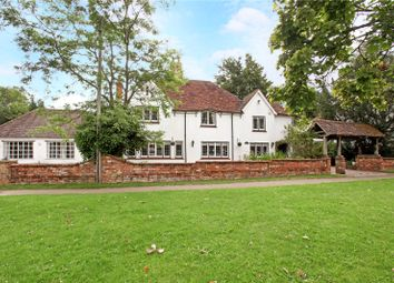 Thumbnail 4 bed detached house for sale in Reading Road, Yateley