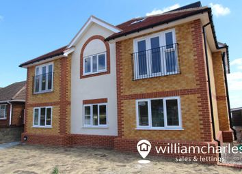 Thumbnail 2 bedroom flat for sale in Rochester Road, Gravesend