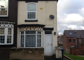 Thumbnail 2 bed end terrace house to rent in Vauxhall Road, Wincobank, Sheffield
