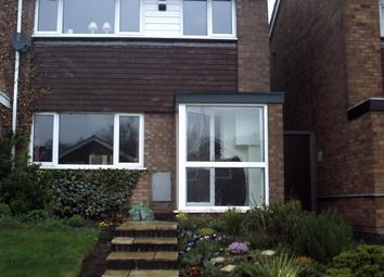 Thumbnail 3 bed semi-detached house to rent in Wentworth Way, Harborne