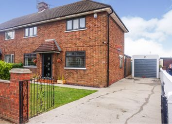 Thumbnail 4 bed semi-detached house for sale in Dugard Road, Cleethorpes