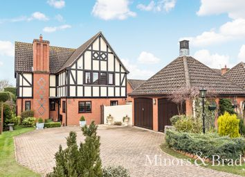 4 bed detached house for sale in Abbot Road, Horning, Norwich NR12