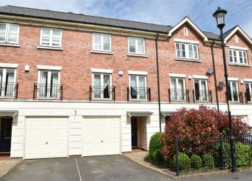 Thumbnail 4 bed town house for sale in Lion Court, Worcester