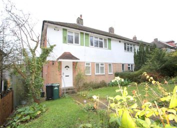 Thumbnail 3 bed end terrace house to rent in Copse Hill, Brighton