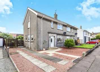 Thumbnail 3 bed semi-detached house for sale in Craiglea Avenue, Crosshouse, Kilmarnock