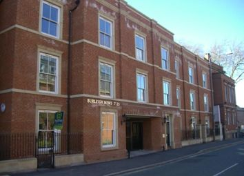 Thumbnail 1 bed flat to rent in Burleigh Mews, Derby