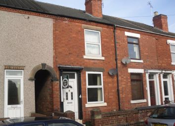 Thumbnail 2 bed terraced house to rent in Wood Street, Alfreton