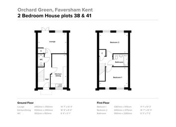 Thumbnail 2 bed terraced house for sale in Nursery Gardens, Faversham, Kent