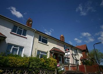 Thumbnail 3 bed terraced house for sale in Coxford Drove, Southampton