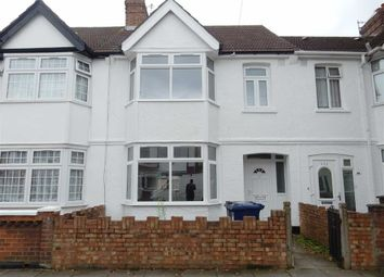Thumbnail 3 bed terraced house to rent in Trinity Road, Southall, Middlesex
