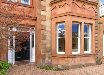 Thumbnail 5 bed semi-detached house for sale in Polwarth Terrace, Edinburgh