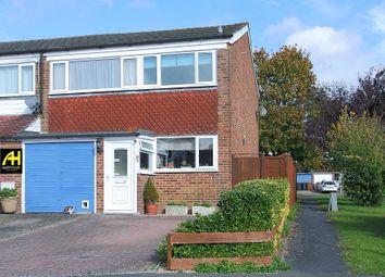 Thumbnail 3 bed end terrace house for sale in Gallaghers Mead, Andover