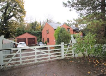 Thumbnail 4 bed detached house for sale in Springfield Lane, Marford, Wrexham