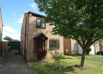 Thumbnail 3 bed detached house to rent in Carlisle Close, Grantham