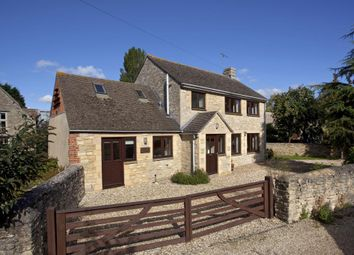 Thumbnail 3 bed detached house to rent in Clanfield, Bampton