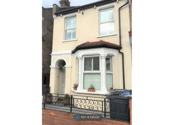 Thumbnail 3 bed end terrace house to rent in Crowther Road, London