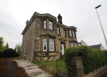 Thumbnail 2 bed flat for sale in Drumbathie Road, Airdrie, North Lanarkshire