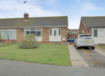 Thumbnail 2 bed semi-detached bungalow for sale in Credon Drive, Clacton-On-Sea
