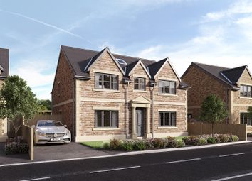Thumbnail 4 bed detached house for sale in 4 The Plains, Scotby, Carlisle