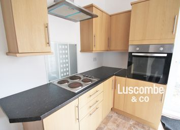 Thumbnail 1 bed flat to rent in Risca Road, Newport