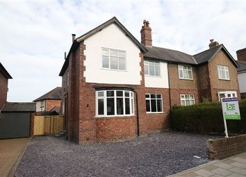 Thumbnail 4 bed semi-detached house for sale in Scotland Road, Carlisle, Cumbria