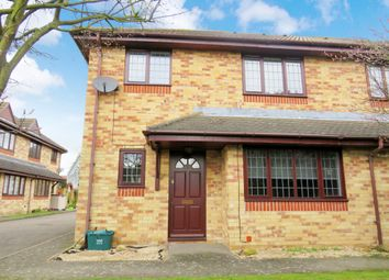 Thumbnail 2 bed end terrace house for sale in Holliwell Close, Stanway, Colchester