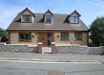 Thumbnail 3 bed detached house for sale in Plas Cadwgan Road, Ynystawe, Swansea.