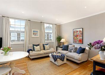 Thumbnail 3 bedroom flat for sale in Moreton Terrace, London