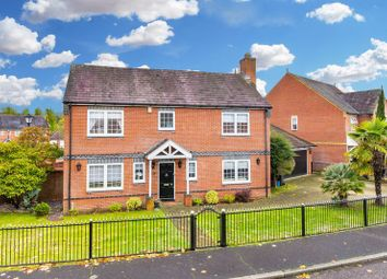 Thumbnail 4 bed detached house for sale in Fallow Fields, Loughton
