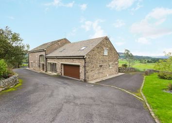 Thumbnail 7 bed detached house for sale in Off Ramsbottom Road, Hawkshaw, Bury
