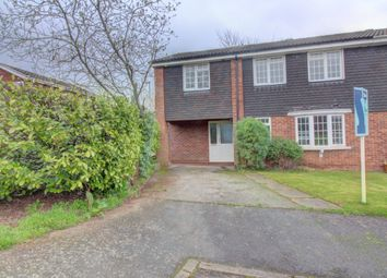 Thumbnail 4 bed semi-detached house for sale in Francis Road, Lichfield