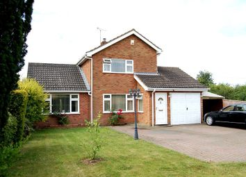 Thumbnail 4 bedroom detached house for sale in Lower Road, Westerfield, Ipswich