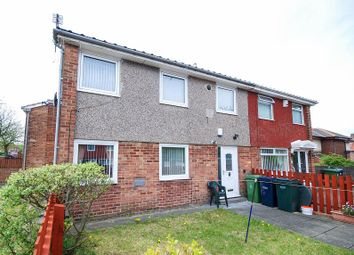 Thumbnail 1 bed flat to rent in Brandon Gardens, Gateshead