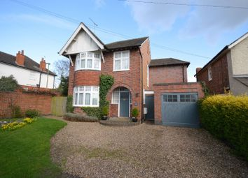 Thumbnail 4 bed detached house for sale in Welford Road, Knighton, Leicester