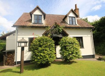 Thumbnail 3 bed detached house for sale in Rodhuish, Minehead