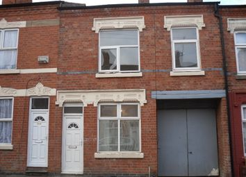 Thumbnail 1 bed terraced house to rent in Stanhope Street, Leicester