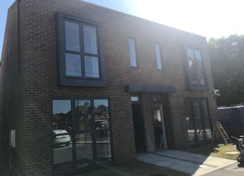 Thumbnail 3 bedroom semi-detached house to rent in York Court, London Road, Sayers Common, Hassocks