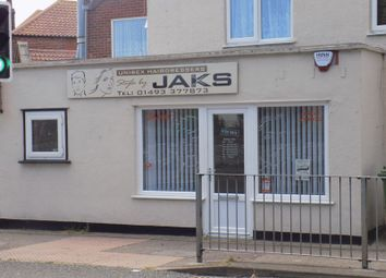 Thumbnail Commercial property for sale in High Street, Caister, Great Yarmouth