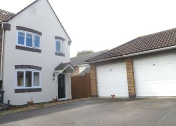 Thumbnail 3 bed end terrace house for sale in Yarbury Way, Locking Castle, Weston-Super-Mare