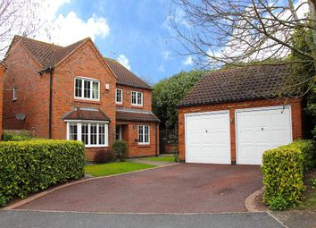 Thumbnail 4 bed detached house for sale in Spire View, Bottesford, Nottingham