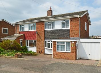 Thumbnail 3 bed semi-detached house for sale in Longridge, Sittingbourne