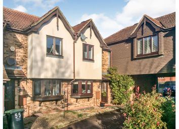 Thumbnail 2 bed terraced house to rent in Middle Mill Road, West Malling