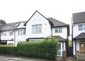 Temple Gardens, Temple Fortune, London NW11. 3 bed semi-detached house