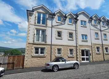 Thumbnail 2 bed flat for sale in Thistle Court, Thistle Street, Galashiels