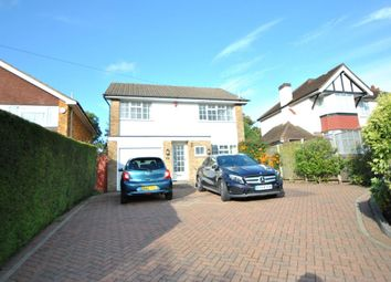 Thumbnail 3 bed detached house for sale in Marlpit Lane, Coulsdon
