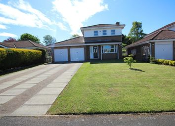 Thumbnail 4 bed detached house to rent in Bracken Way, Ryton