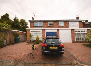 Thumbnail 4 bed semi-detached house to rent in The Ridgeway, London