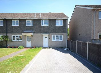 Thumbnail 2 bed end terrace house for sale in Fairfax Road, Farnborough, Hampshire